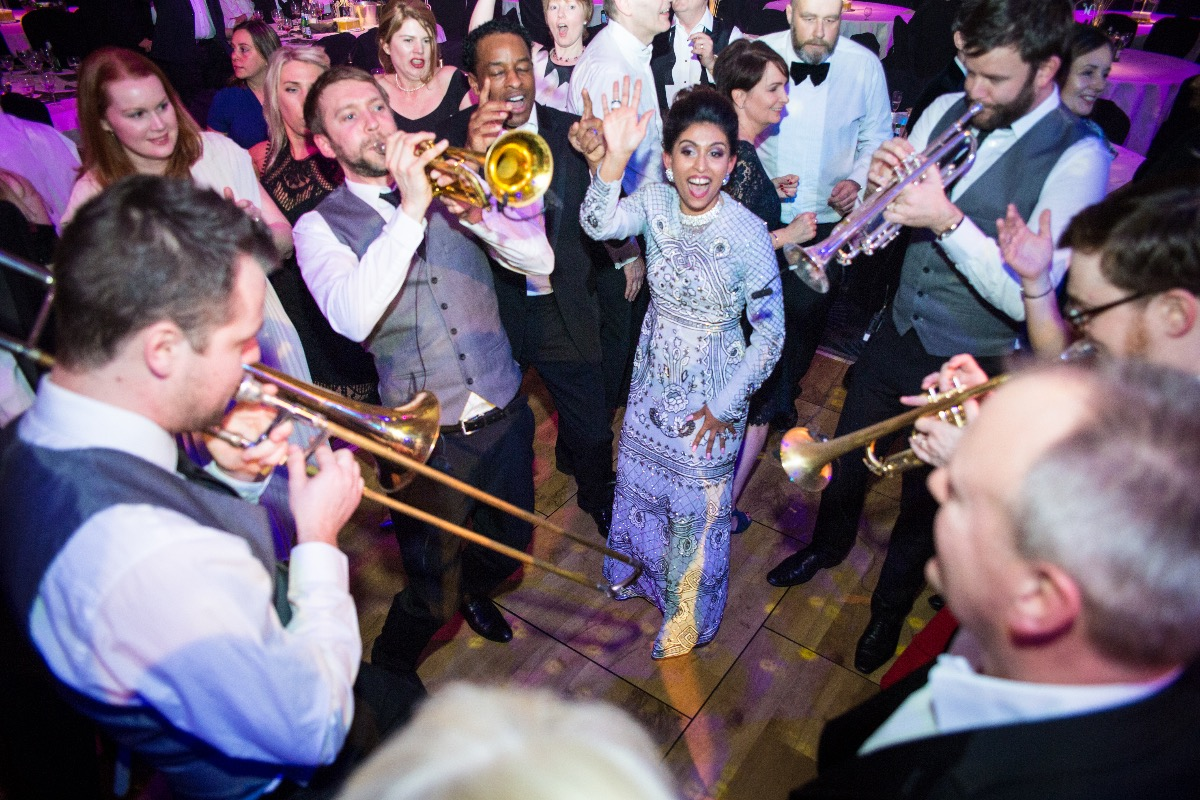 Promo Crystal Clear Dance Orchestra Big Band London