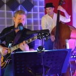Promo The Jazz Crooner Trio Swing & Soul Trio Greater Manchester