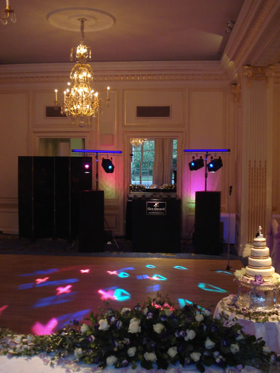 Promo Guy Stevens Wedding DJ London
