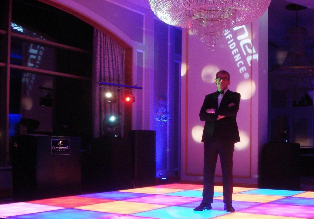 Promo Guy Stevens Wedding DJ London