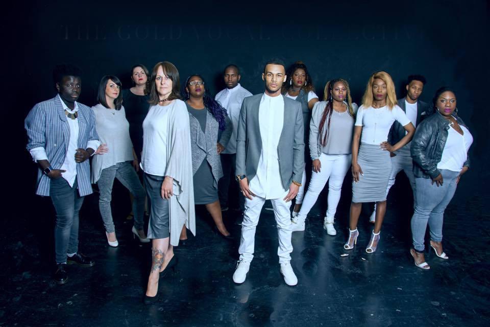 Promo Contemporary Vocal Collective  London