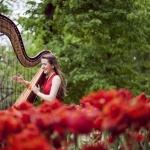 Promo Edinburgh Harpist Harpist Edinburgh
