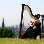 Promo Beautiful Harp  London