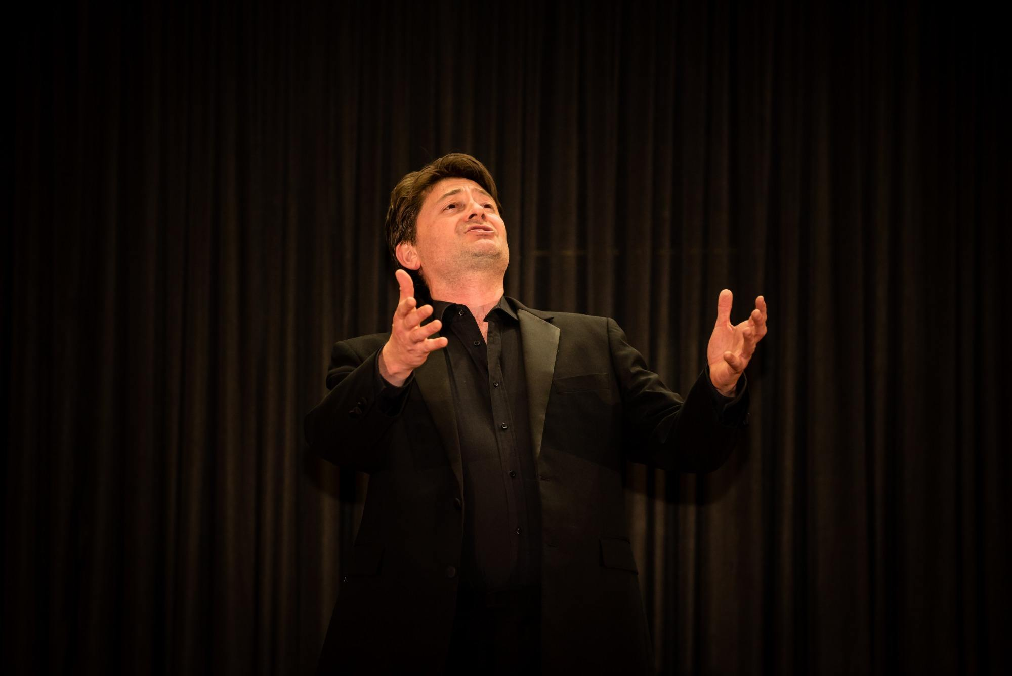 Promo Tenor Stephen Solo Classical Tenor Singer Hertfordshire