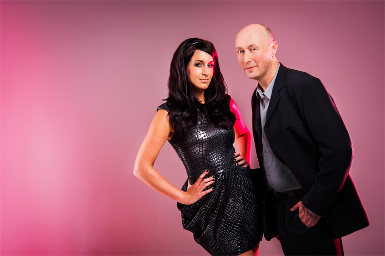 Promo Heart Vocal and Piano Duo Essex