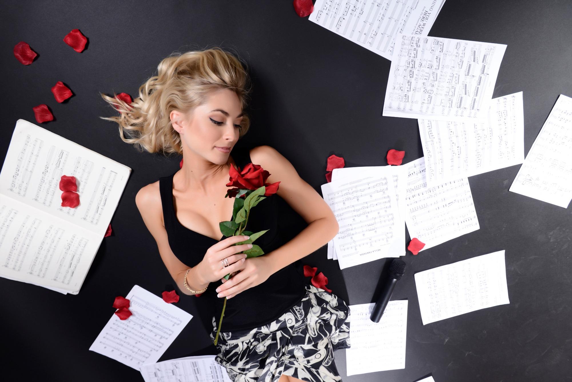 Promo Alexandra Solo Classical Singer London