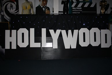 Promo Hollywood Themed Parties  Cambridgeshire