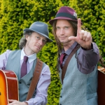 Promo Upbeat Ushers  Bristol