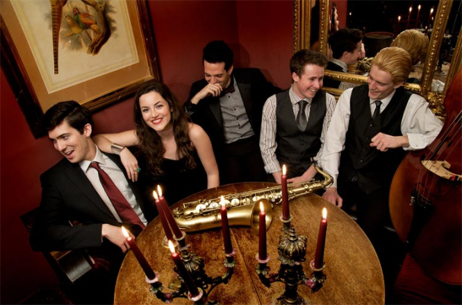 Promo Hot Licks Jazz Jazz Band Surrey