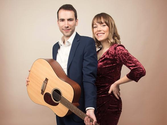 Promo Hummingbird Acoustic Duo London
