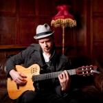 Promo Huw Jones Solo Singer/Guitarist London