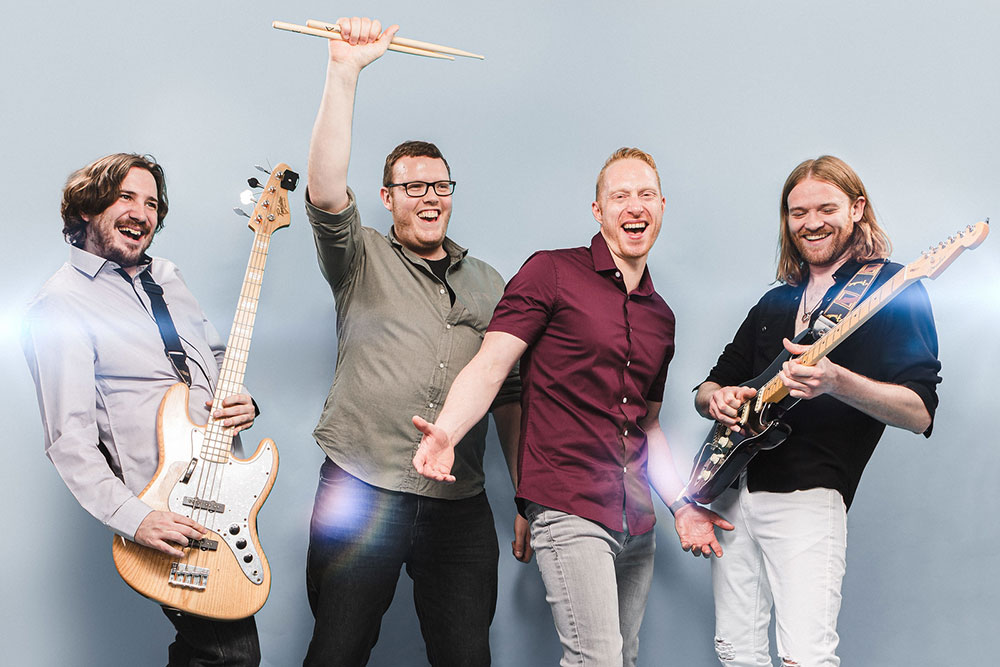 Promo Hypersonix Function Band Northamptonshire