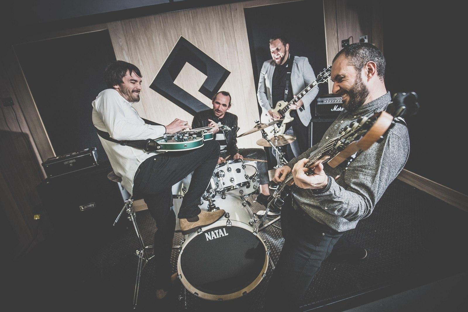 Promo Ocean City Function Band Devon