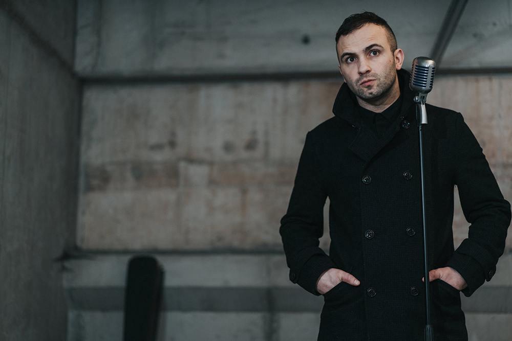Promo Ian Craig Solo Singer Guitarist Greater Manchester