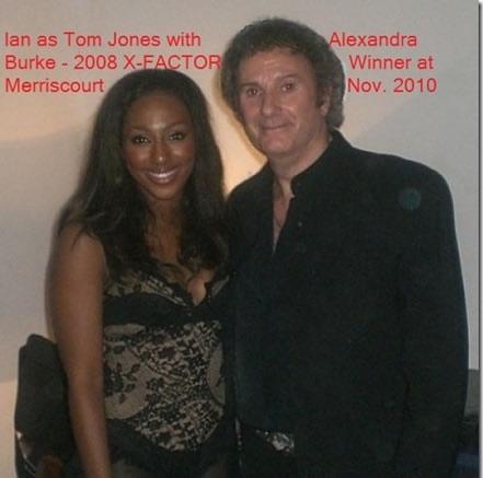 Promo (Tom Jones) Ian Scott Tom Jones Tribute Act Worcestershire