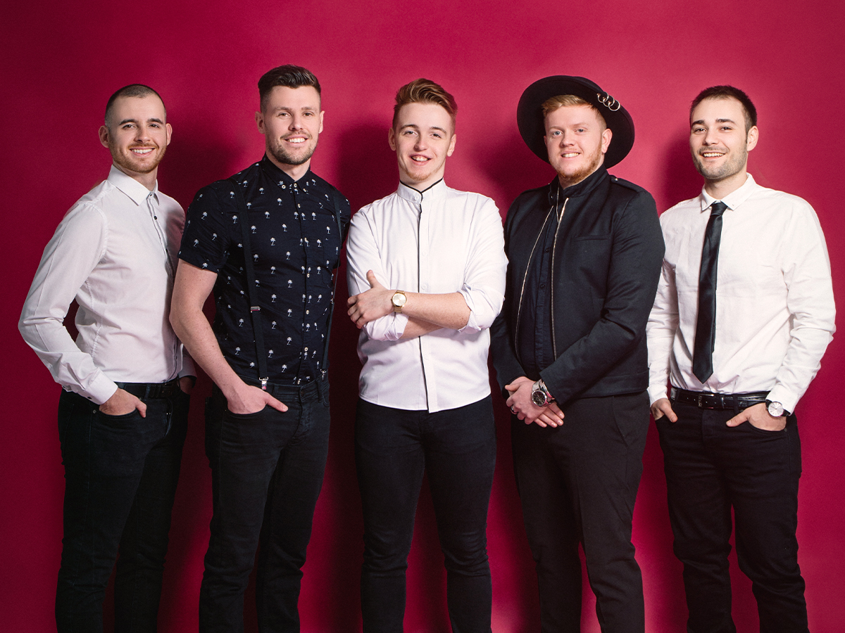 Promo Ignition Function Band Berkshire