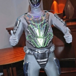 Promo Ilan the Robotic Man  Manchester, Lancashire