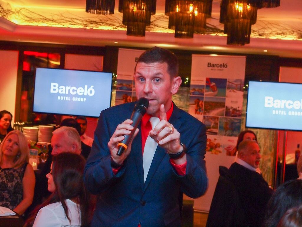 Promo Paul Evers Guest Speaker London