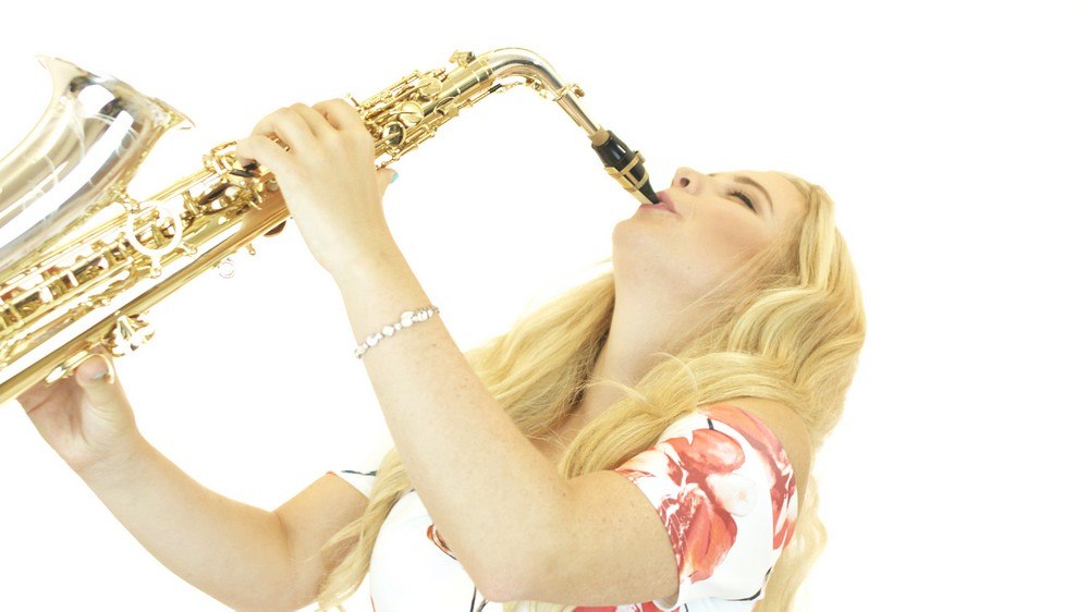 Promo May On Sax Saxophonist Manchester, Greater Manchester