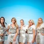 Promo Girl Code Function Band London