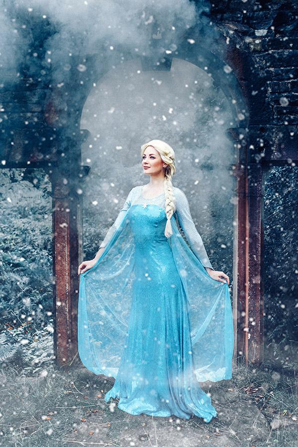 Promo Frozen Singers  Warwickshire