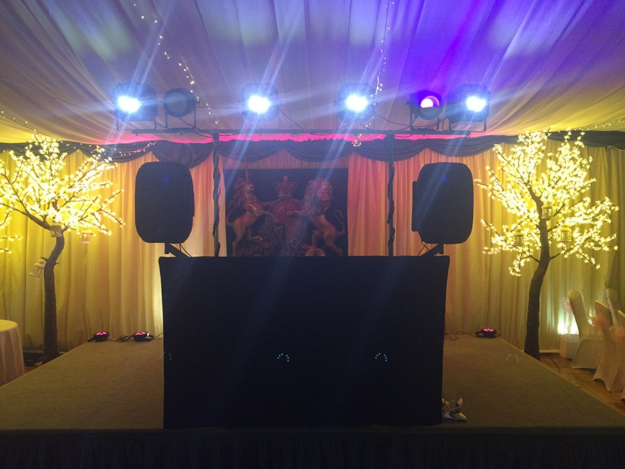 Promo The Flying Scotsman Wedding DJ Fife