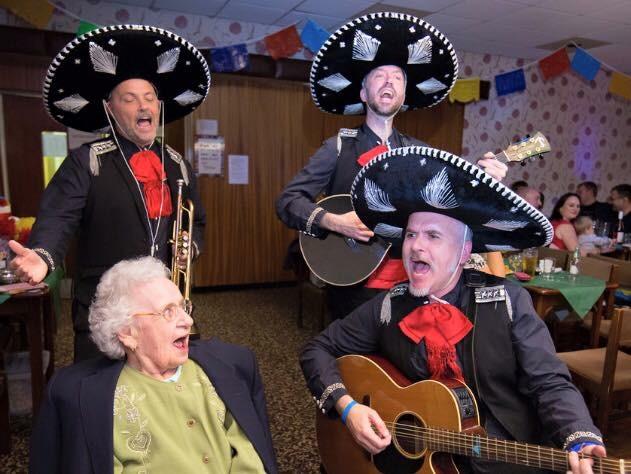 Promo Beat Banditos Mariachi Band Watford, London