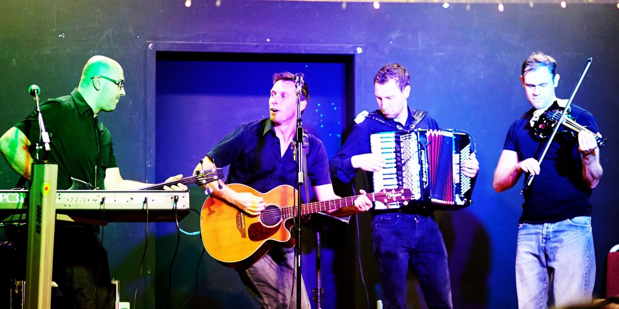Promo Gypsy Rogues Ceilidh Band West Midlands