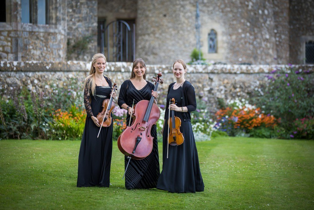 Promo Jasmine Strings String Quartet London