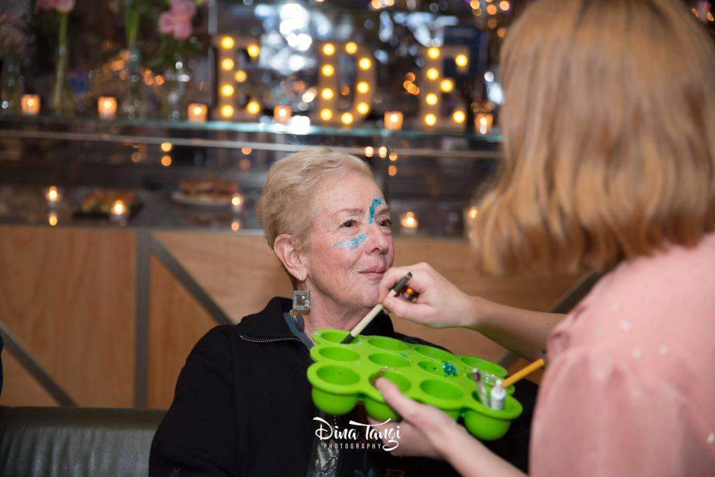 Promo Eco Fairies Glitter Face Painting London
