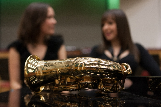 Promo Seren Saxophone and Piano Duo West Midlands