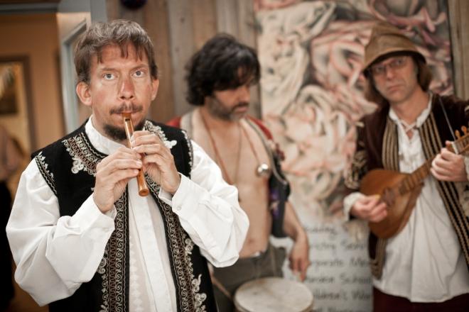 Promo The Princes Medieval Musician London