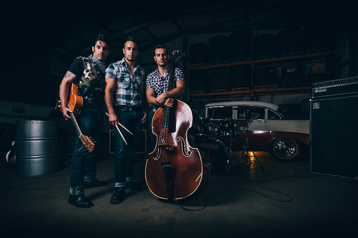 Promo Rockabilly Riot Rock n Roll Swing Band Leicestershire
