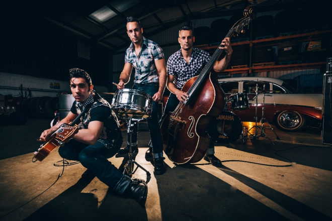 Promo Rockabilly Riot  Leicestershire