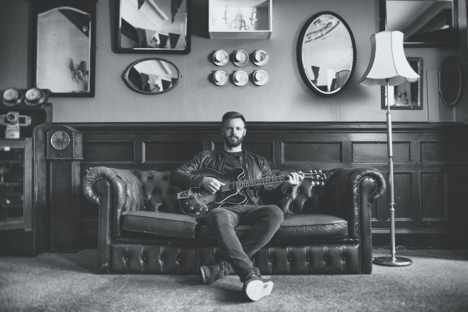 Promo James Avery Singer Guitarist Staffordshire