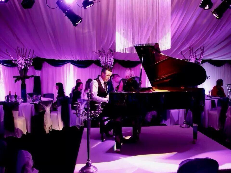 Promo JB Piano Pianist Merseyside