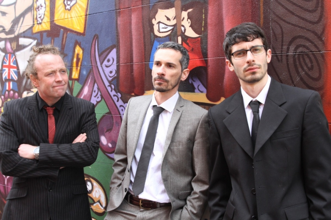 Promo Mo Better Blues Jazz and Funk Trio Monmouth