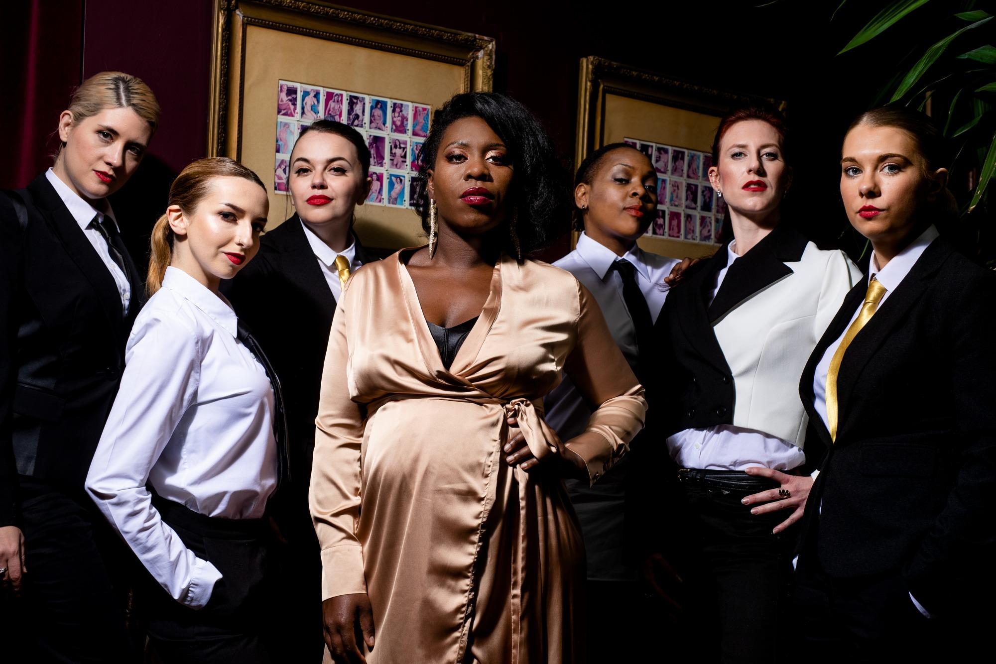 Promo Mrs X  London