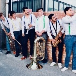 Promo London Bloco Brass Band London