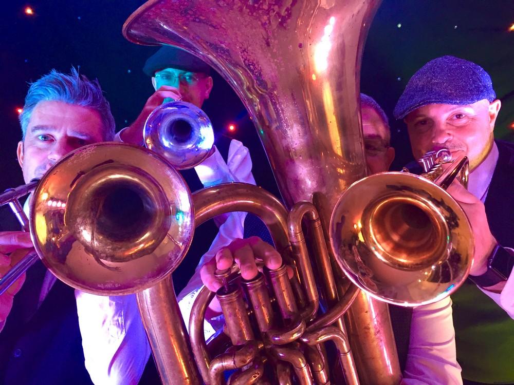 Promo Brass Patrol Brass Band Hertfordshire