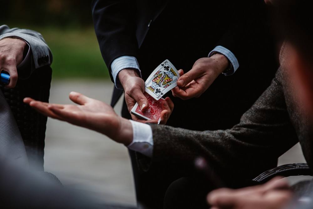 Promo Rich Magic Magician East Yorkshire