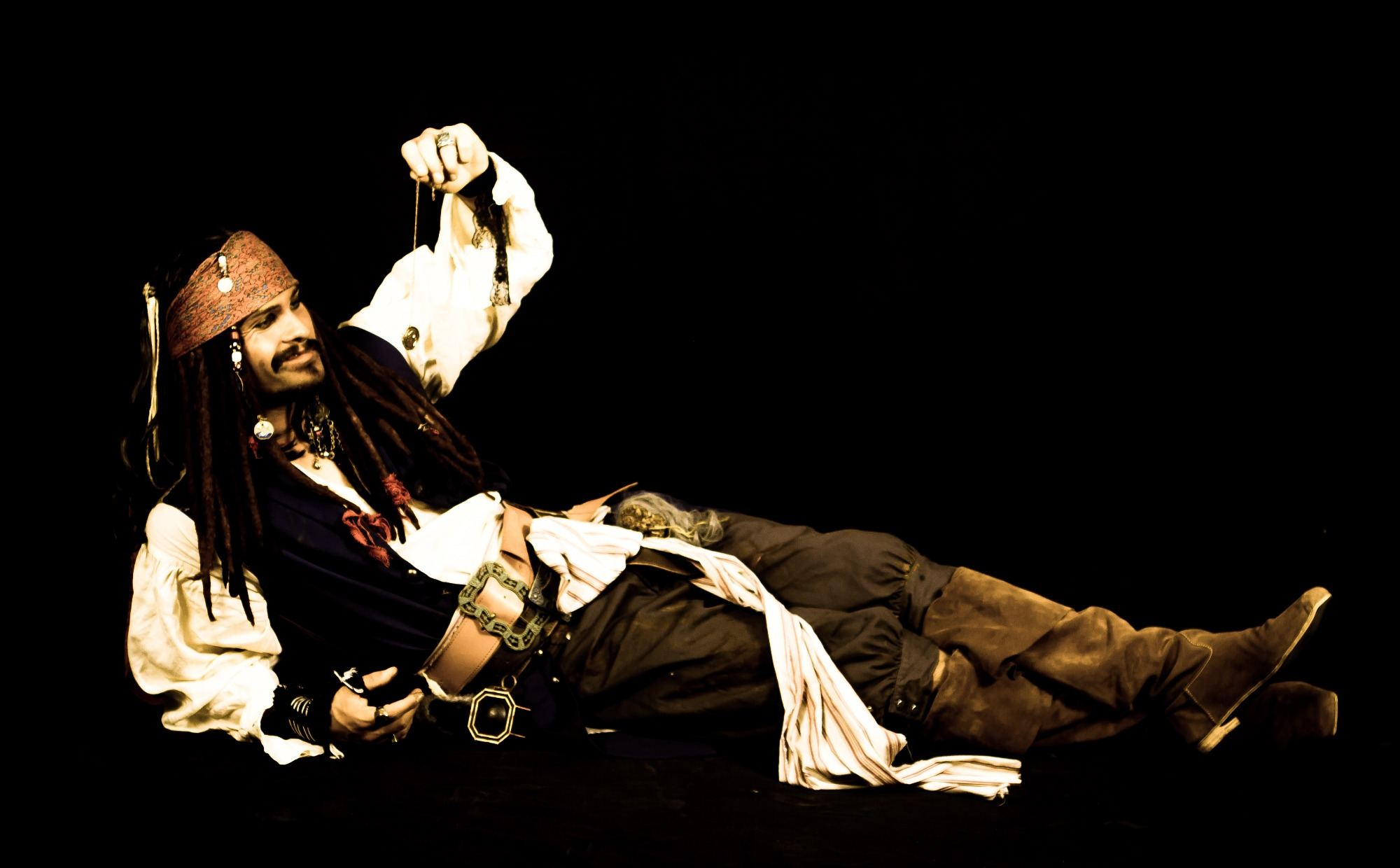 Promo Pirates of the Caribbean Lookalike Lookalike Gloucestershire