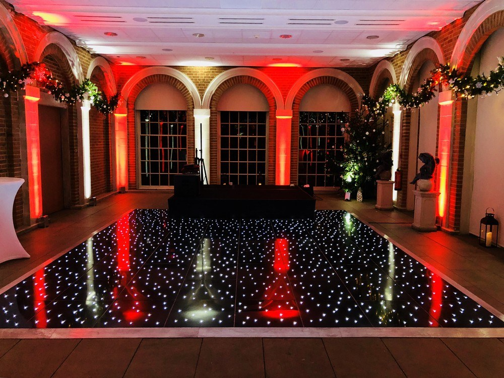 Promo VE Lighting Event Supplier Berkshire
