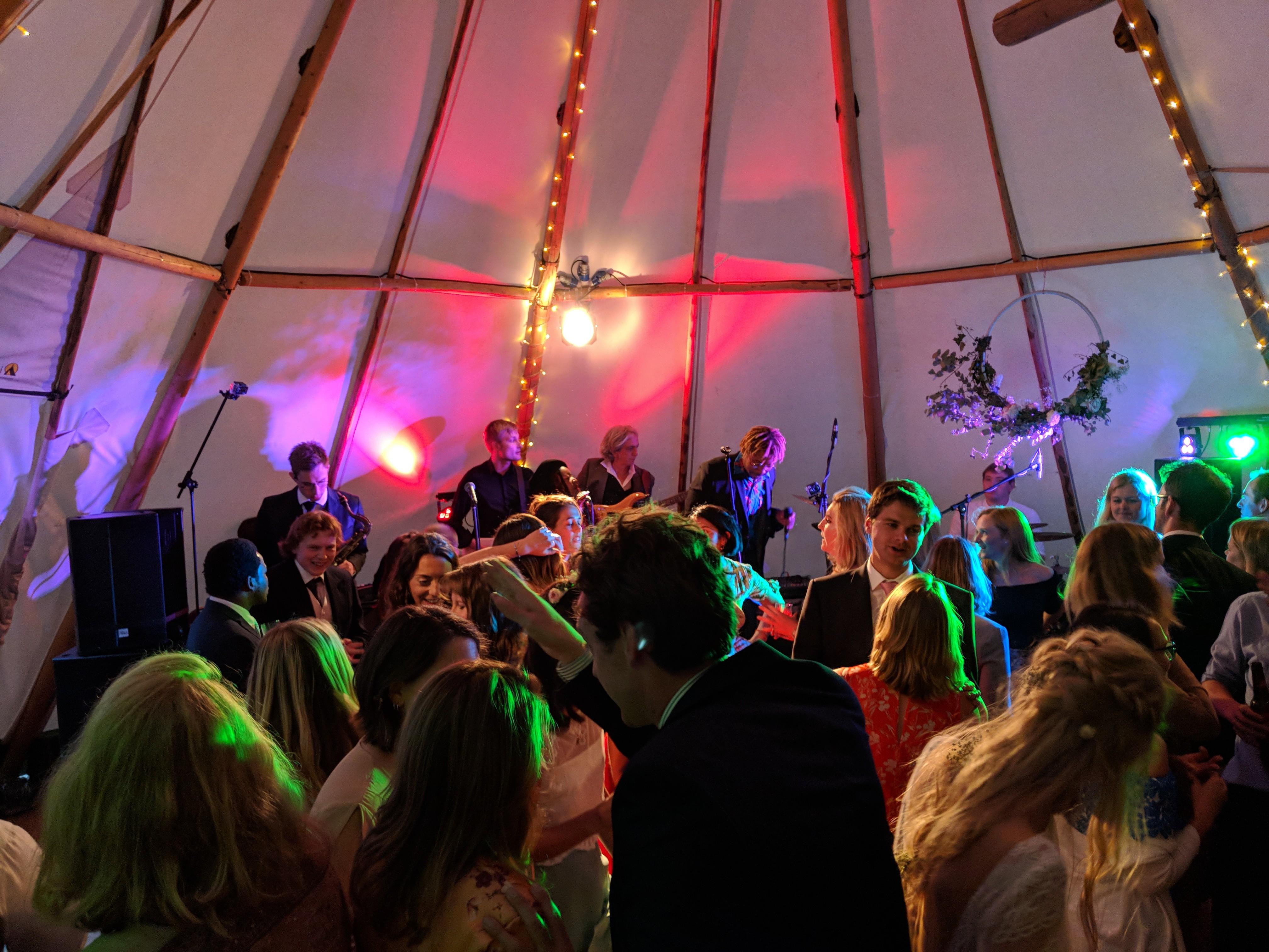 Promo Funky Fresh Function Band Hertfordshire