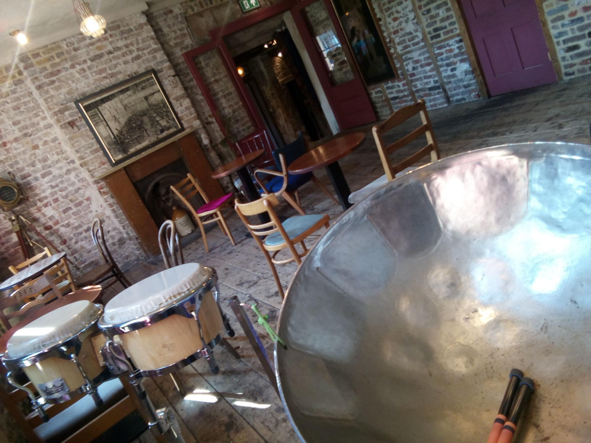 Promo Gary Caribbean Steel Drums  Buckinghamshire
