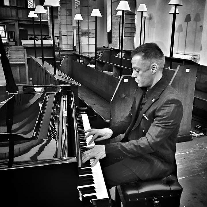 Promo Lee Mathews Pianist Kettering, Northamptonshire