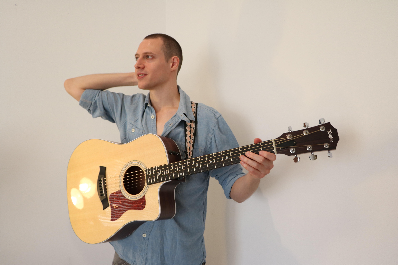 Promo Marcus Singer Guitarist London