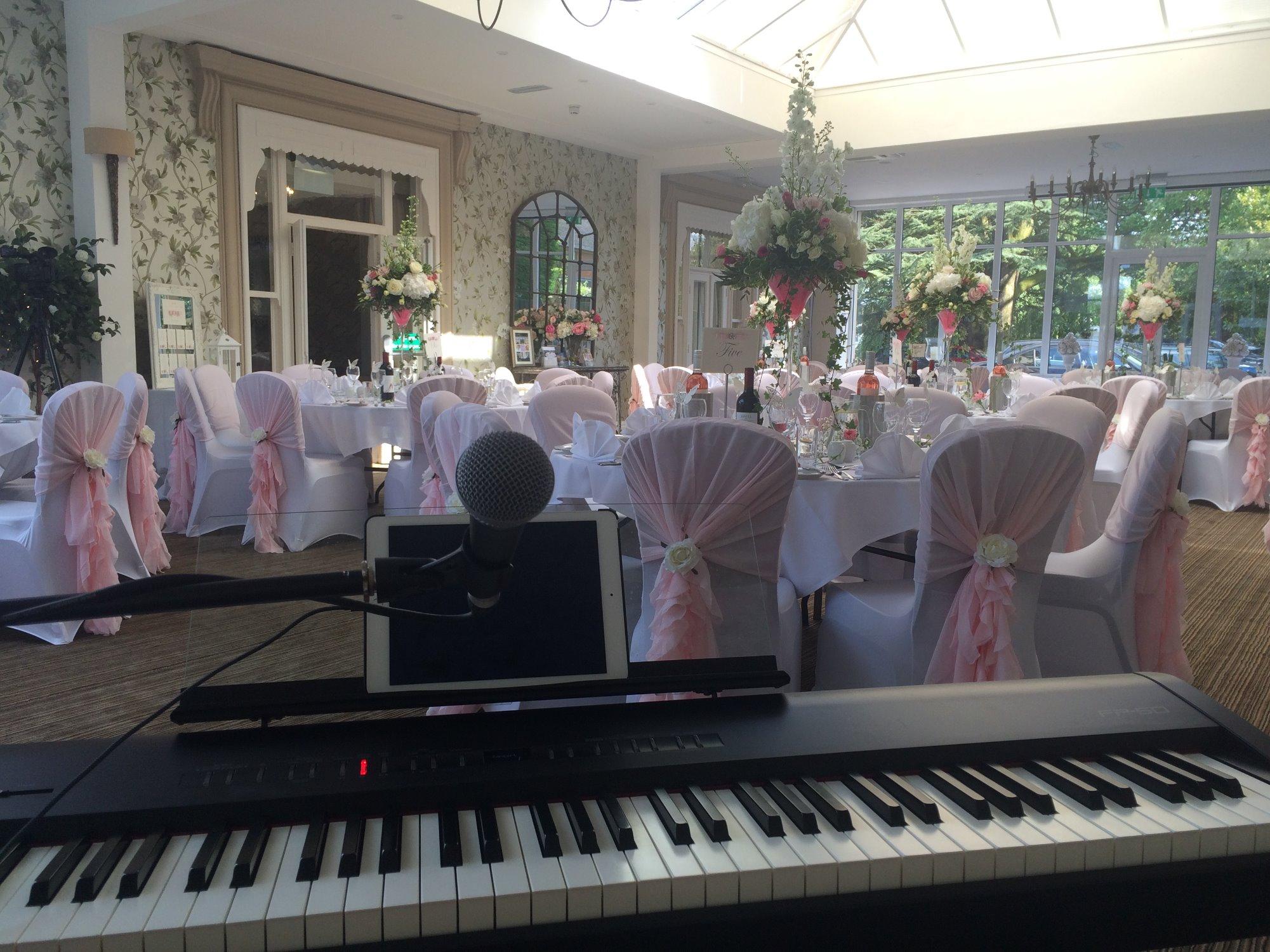 Promo Carol Garcia Piano Vocalist Manchester