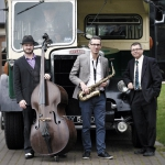 Promo Carlitos Gang Jazz Trio Hampshire