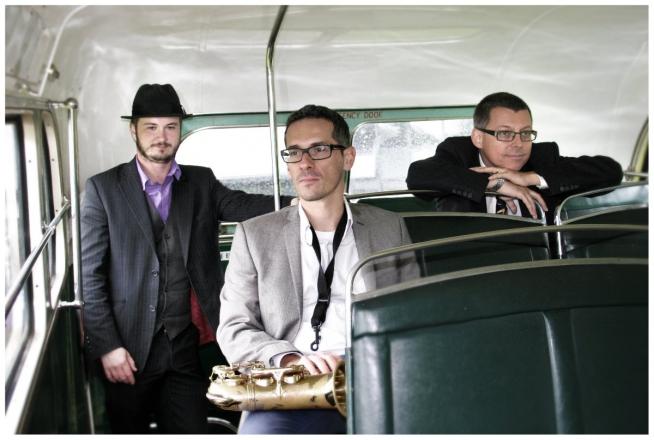 Promo Carlitos Gang Jazz Trio Monmouth